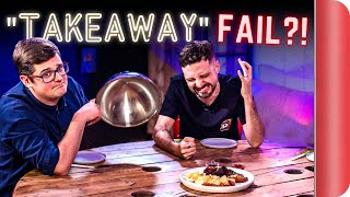 TAKEAWAY Recipe Relay Challenge | Pass it On S2 E18