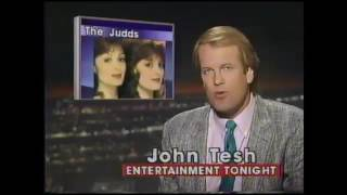 (1987) Entertainment Tonight - The Judds