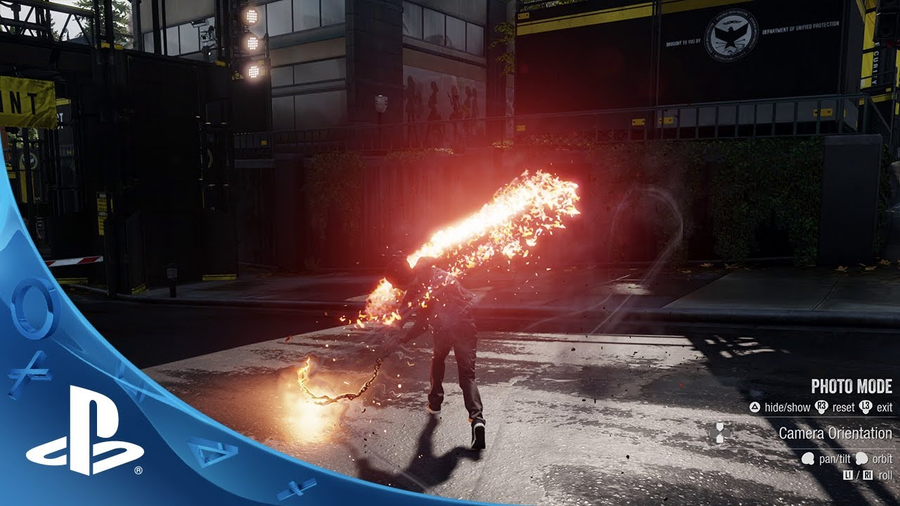 inFAMOUS Second Son Patch Out Tomorrow