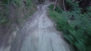 preview picture of video 'ContourHD 1080p Downhill, Mt. Victoria Wellington NZ'