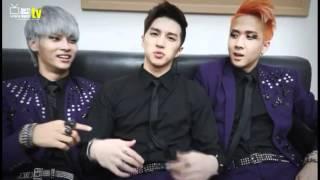 VIXX - Funny, Ken Imitate Ravi's Rap (On And On) ^^