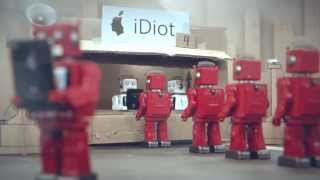 Смотреть онлайн IDiots – пародия на IPhone