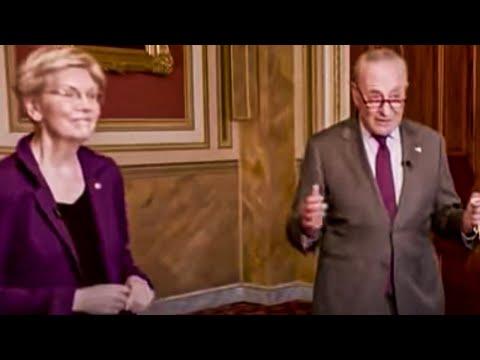 Chuck Schumer Throws...Basically No Pressure at Joe Biden