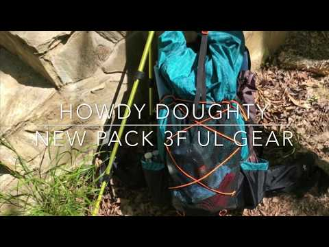 3F UL GEAR Backpack review