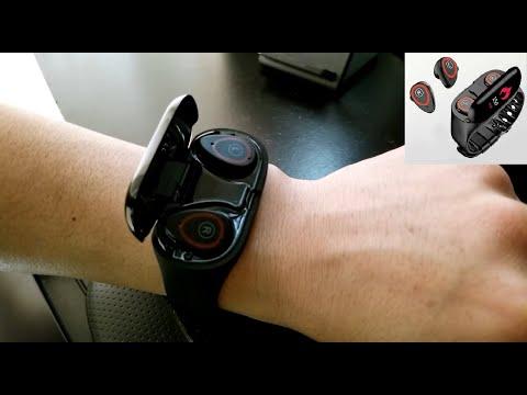 Una alternativa de auriculares y pulsera/reloj Deportivo, 2 en 1 LEMFO M1. Unboxing y revisado 2020