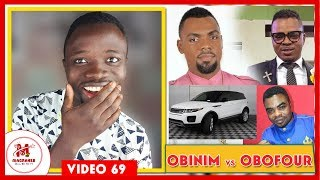 Magraheb Interviews Angel Obinim and Rev. Obofour over One Blow Car Wahala