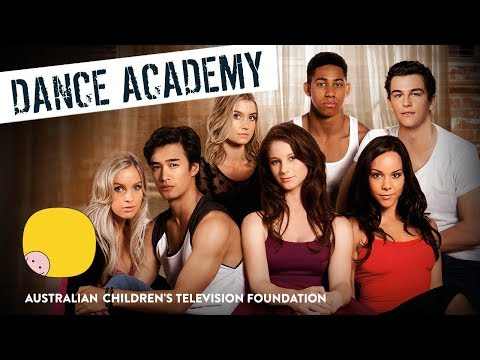 dance academy series 3 trailer