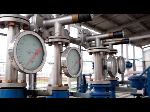 Der fette Filter auf ssangjong aktion nju das Benzin