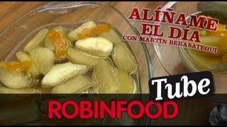 ROBINFOOD / Cochinillo Asado + Manzanas En Almíbar
