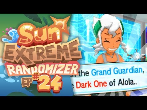 alola s ancient secret pokemon sun extreme randomizer episod