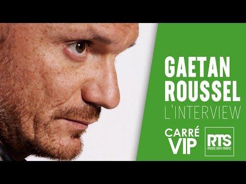 Gaëtan Roussel, l'Interview Carré VIP