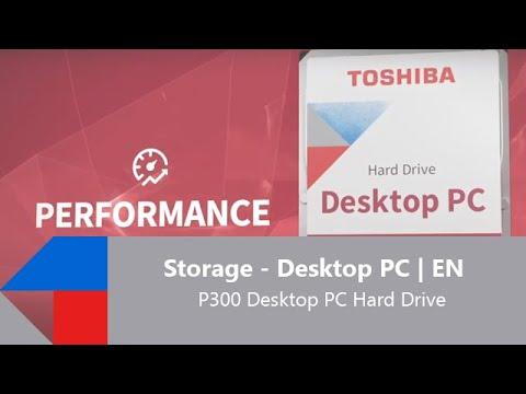 "Toshiba P300 Retail (1TB, 3.5"", CMR)"