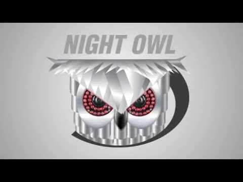 Night Owl's 1080p HD Video Security System with Heat Based Motion Detection