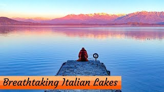 Breathtaking Italian Lakes by Camper Van - EuroTrip '19 Episode 4 (Ad)