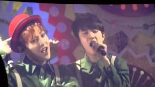 Exo The First Snow live