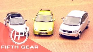 Fifth Gear: Cheapest Cars To Run