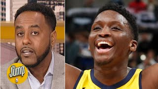 The Pacers are really good, and they don't even have Victor Oladipo yet | The Jump