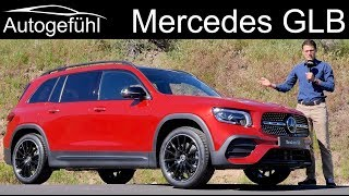 Mercedes-Benz GLB klasė (X247) 2019 - dabar