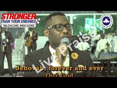 Powerful LIVE Praise @ RCCG September 2018 HOLY GHOST SERVICE