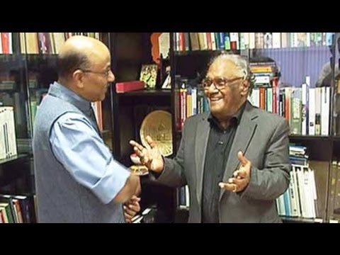 Walk The Talk with Bharat Ratna CNR Rao