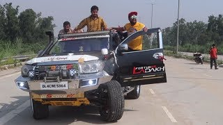 Dancing Fortuner Car 🔥.... only 1 In India