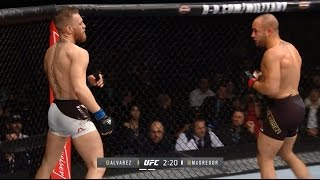 UFC Rankings Report: Conor McGregor Climbs P-4-P Rankings