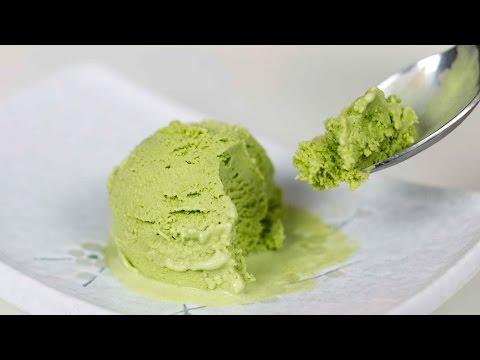 Video Matcha Ice Cream Recipe