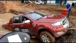 Test Drive Nova Ford Ranger 2017 - COMPLETO