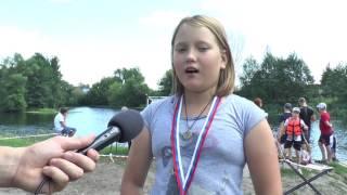 Соревнования по гребле на байдарках и каноэ