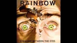 Eyes of fire -  Rainbow ( Straight berween the eyes )