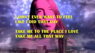 Under the Bridge - Lyrics - Red Hot Chili Peppers