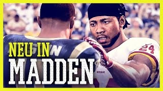 MADDEN NFL 17: Neues in Gameplay und Präsentation // Deutsch, German, Xbox One // Tomy Hawk TV