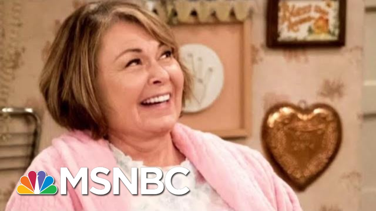 President Donald Trump Doesn't Denounce Roseanne Barr's Racist Tweet | The Last Word | MSNBC thumbnail