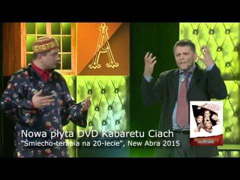 Kabaret Ciach - Śmiecho-terapia na 20-lecie