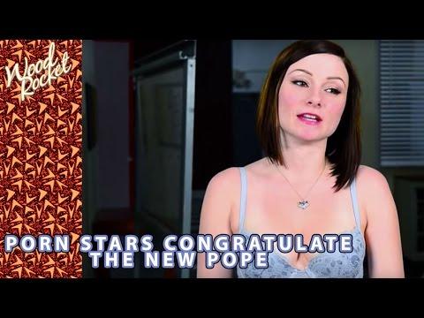 Porn Stars Congratulate The New Pope! with Veruca James, Liv Aguilera