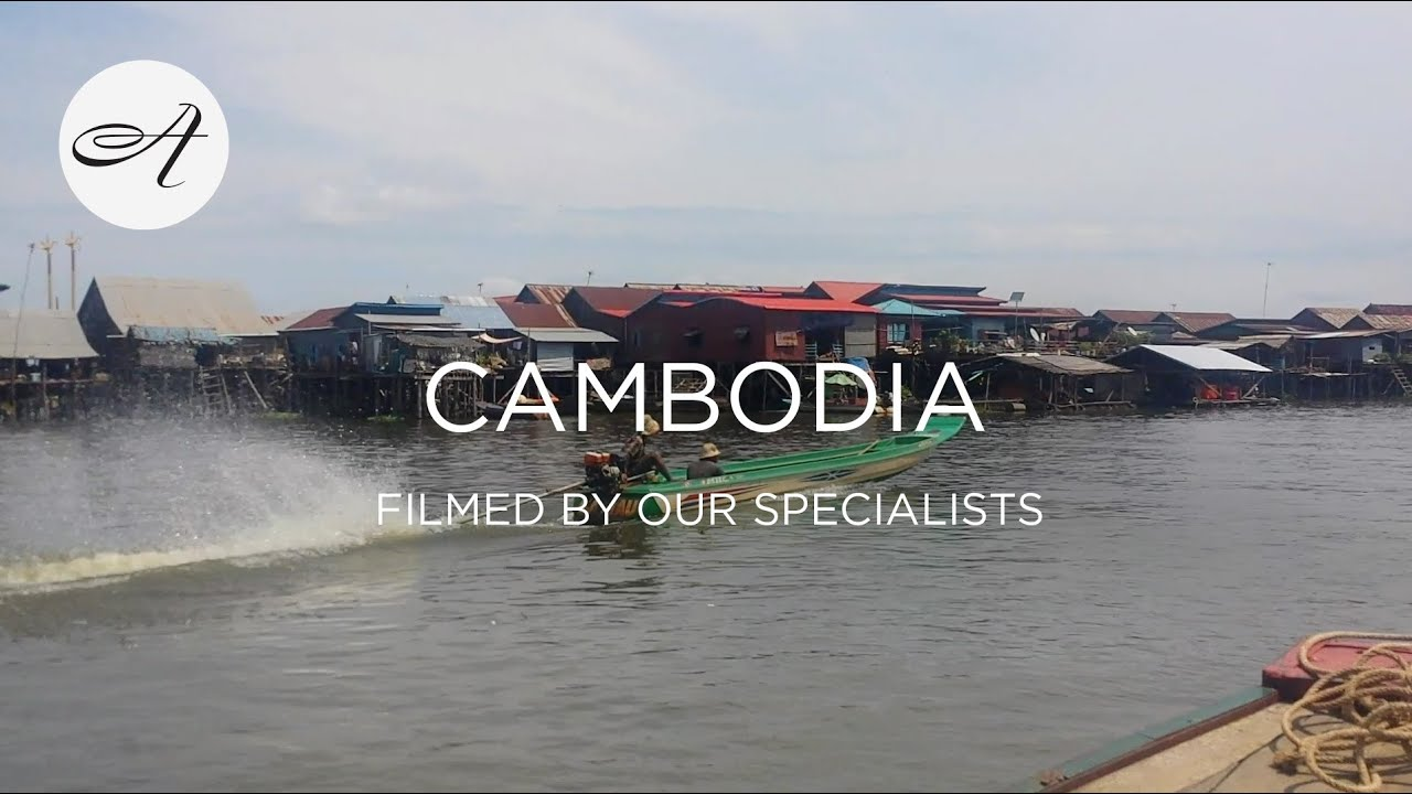 My travels in Cambodia