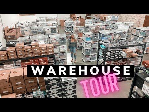 , title : 'Online Store Warehouse Tour