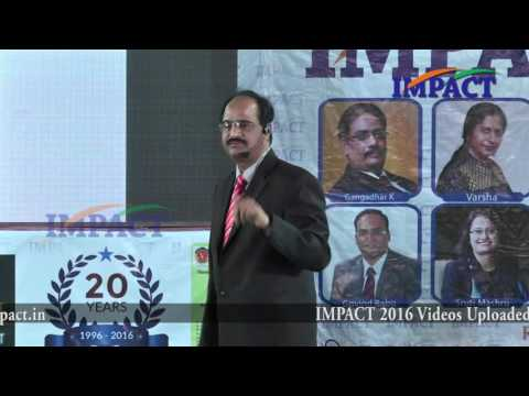 Stay Motivated|Satya Nagesh|TELUGU IMPACT Hyd Mar 2016