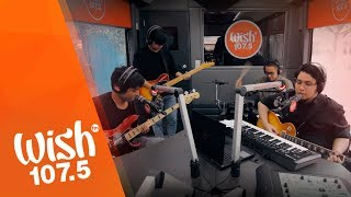 "Hulyo Performs ""Kahit Isang Saglit"" LIVE On Wish 107.5 Bus"