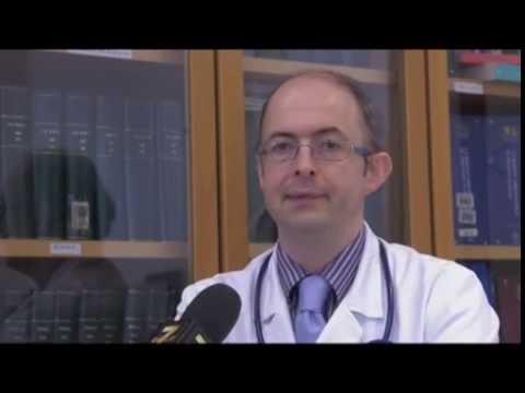 Teleirradiation prostata
