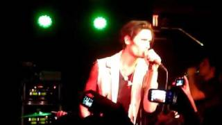 My Paper Heart Live HD - The All-American Rejects Reno, NV 1/19/2012