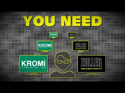Professional Tool Management with ZOLLER and KROMI