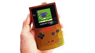 """Drop In"" GameBoy Color Backlit Screen Upgrade!"