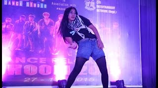 Choli Ke Peeche | Chu Mantar | Stage Dance Performance by Girl | Step2Step Dance Studio