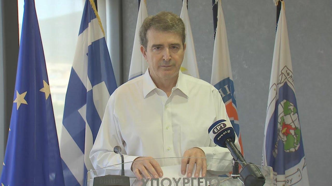 Δηλώσεις από τον Υπουργό Προστασίας του Πολίτη για τους χειρισμούς της ΕΛΑΣ