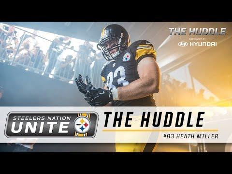 The Huddle: Heath Miller