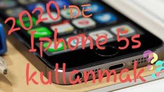 Iphone 5s 2020 Yılında Kullanılır Mı ? ( Kullanıcı Yorumu )