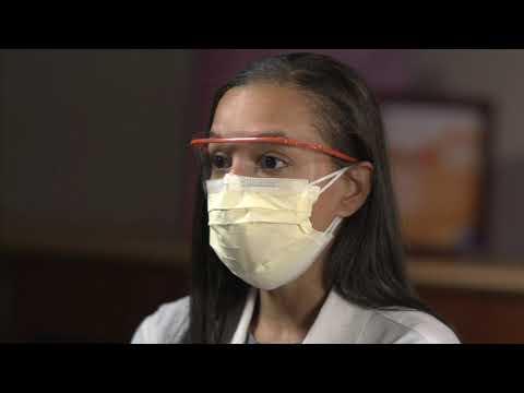 Thumbnail of Dr. Ashley Hardy | Treating Melanoma video.