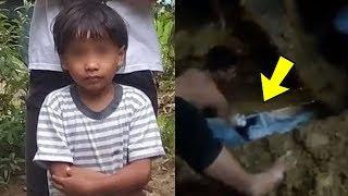 Video Bocah di Ambon Teriak dari Dalam Kubur saat Dimakamkan, Ternyata Masih Hidup Selama 2 Jam