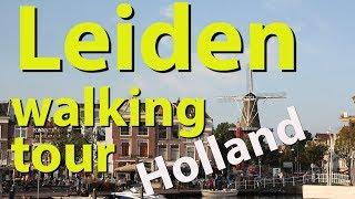 Leiden, Amsterdam
